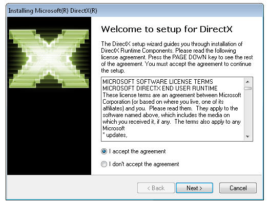 directx 12 for windows 7 64 bit free download filehippo