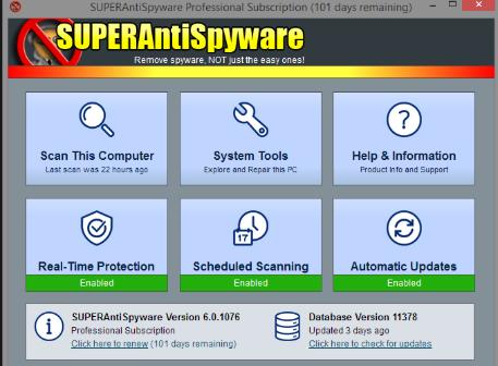 Download SUPERAntiSpyware
