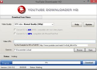 Download YouTube Video Downloader (2019) Offline Installer