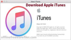download apple itunes