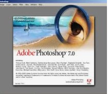 Adobe Photoshop v7.0