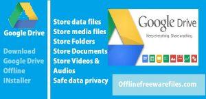 google-drive-offline-installer-setup
