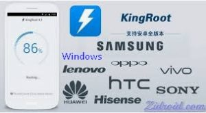 Download KingRoot-One Click Root Android Latest Setup For Windows PC