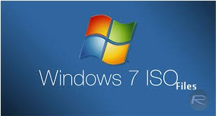 Windows 7 ISO Files