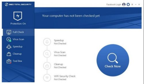 360 Total Security Offline Installer