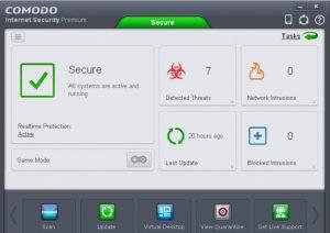 Download Comodo Internet Security v12.0 Offline Installer For Windows