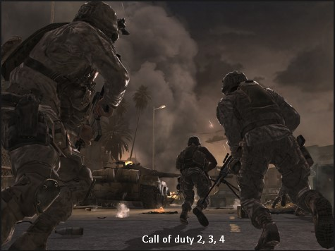 Call of Duty download for PC