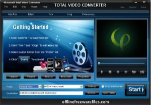 Download Total Video Converter Latest Version v3.71 For Windows & Mac