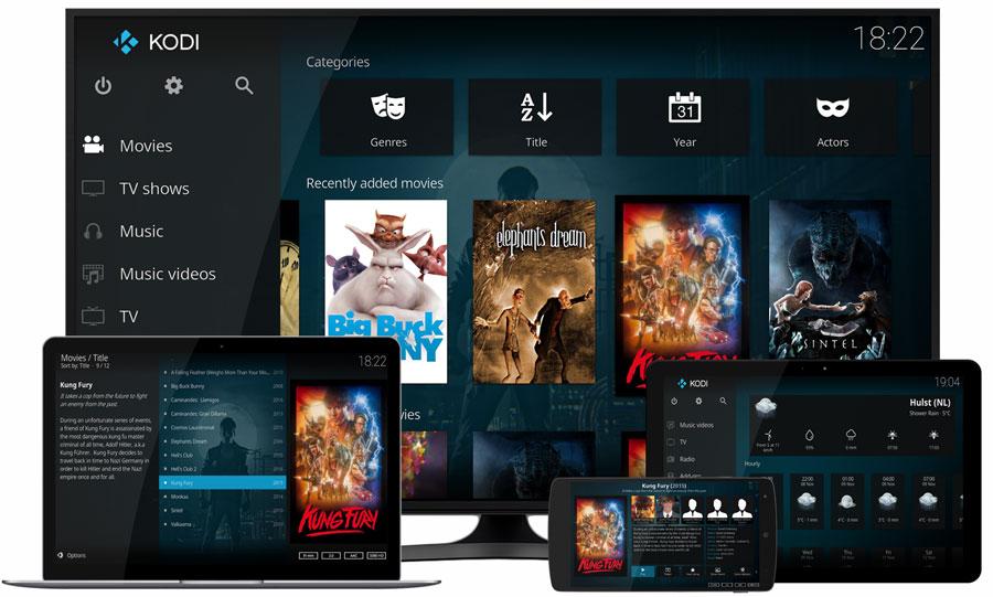 Kodi Media Player Offline Installer