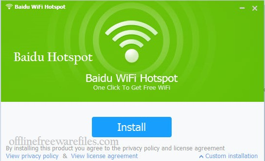 baidu internet hotpost for pc