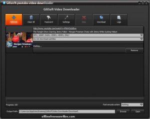 GiliSoft Free YouTube Downloader v1.0 Download for Windows
