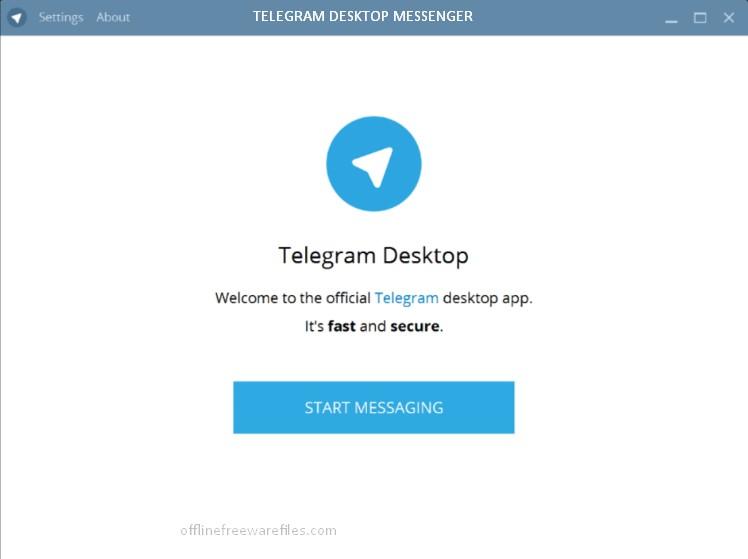 telegram desktop messenger for windows
