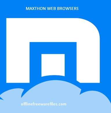 Download Maxthon Browser v5.2.7 Offline Installer for Windows