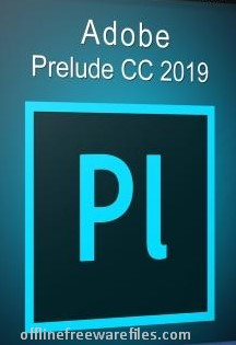 Download Adobe Prelude CC 2020 Offline Installer for Windows