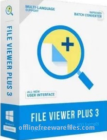 Download File Viewer Plus v3.2.1 Latest (2020) for Windows PC