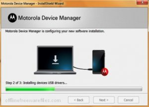 Download Motorola Device Manager v2.5.4 Latest Edition for Windows