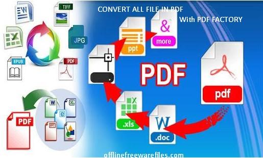pdffactory offline installer