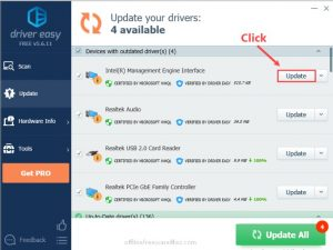 Download DriverEasy Latest Version v5.6.12 for Windows