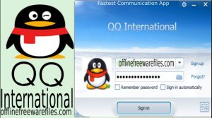 Download QQ International Desktop App (2020) for Windows XP, 7, 8, 10