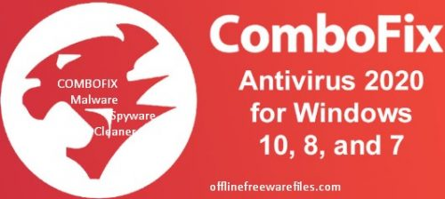 Download ComboFix v19.11.4.1 Latest (2020) For Windows 10,8,7,Vista,XP