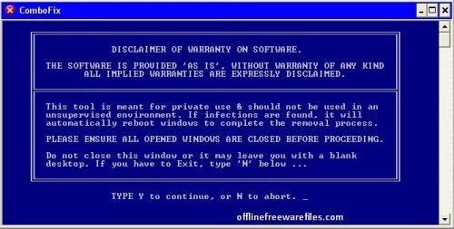 combofix for windows