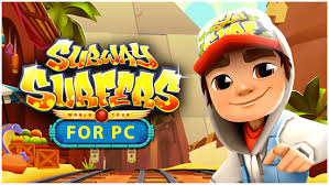 Download Subway Surfers Game (2020) for Windows XP,Vista,7,8,8.1,10