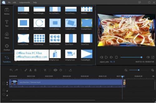 apowersoft video editor offline installer