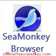 seamonkey browser icon