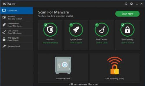 total av offline installer for pc