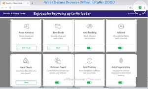Download Avast Secure Browser 2020 Offline Installer for Windows