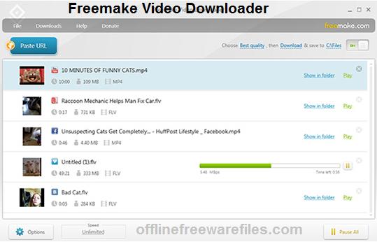 freemake video download free