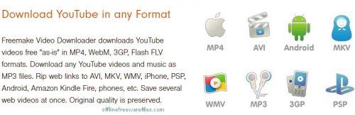 freemake video downloader download