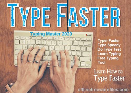 Typing Master Free Download