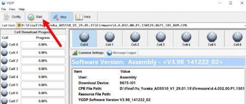 YGDP flash tool setup free download