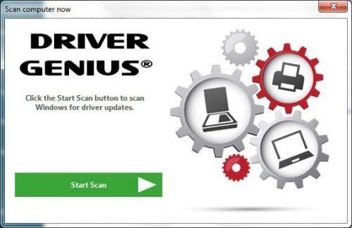 driver genius scanner