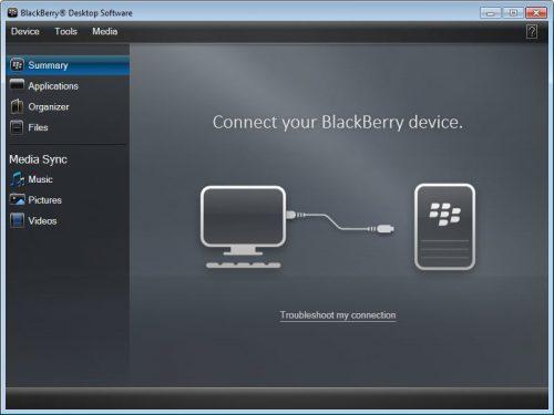 blackberry desktop software download