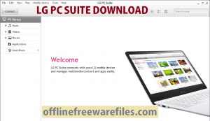 lg pc suite download free