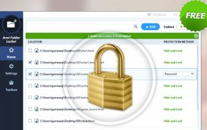 anvi folder locker download free for windows
