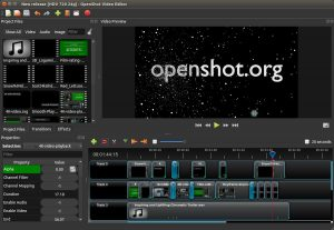 Openshot video editor free download for windows