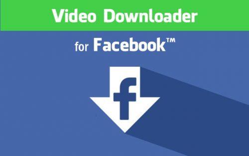 Download Facebook Video Downloader Offline Installer For Windows