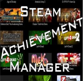 Download Steam Achievement Manager for Windows