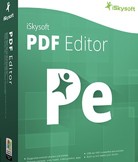 Download iSkysoft PDF Editor Pro for Windows